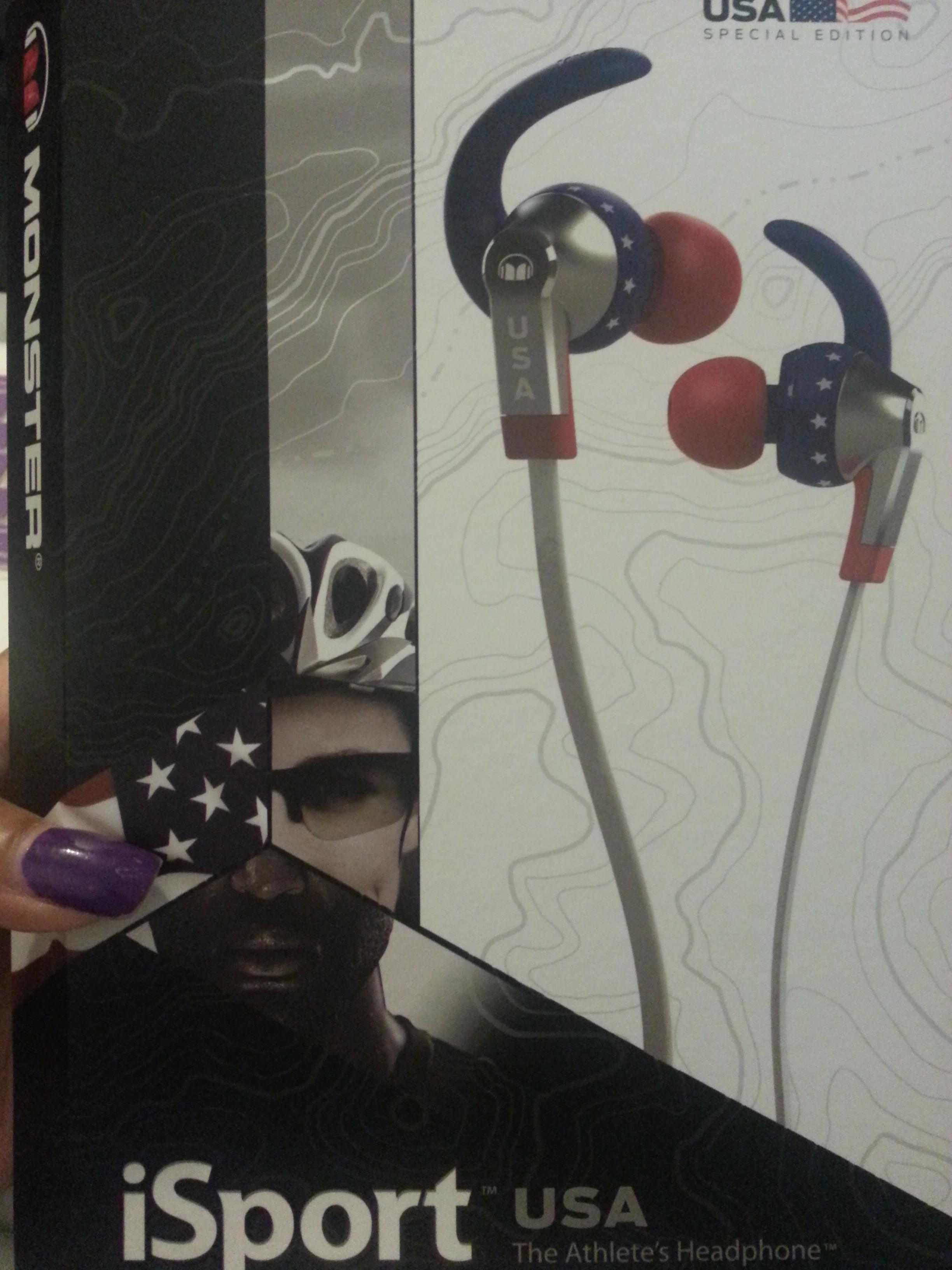 Monster iSport Headphones Review
