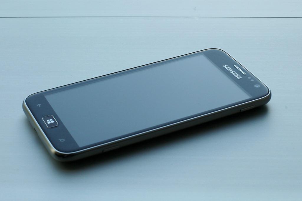 Samsung ATIV S - Analie Cruz