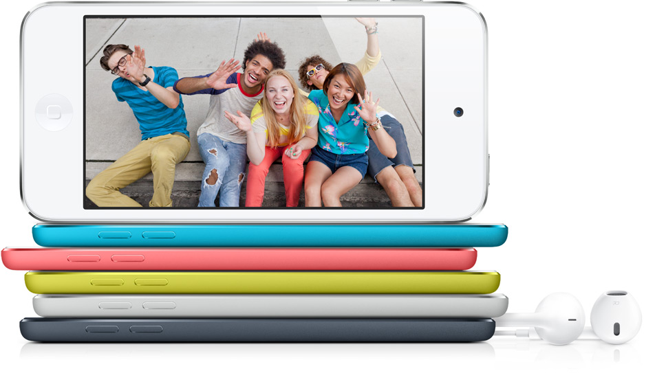 Apple iPod Touch 5th Generation - Fun Stack