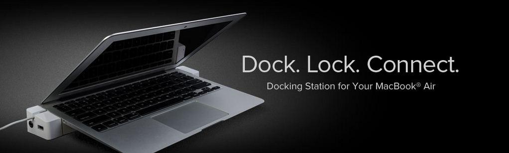 LandingZone 2.0 PRO - MacBook Air - Lock Dock and Connect Analie Cruz