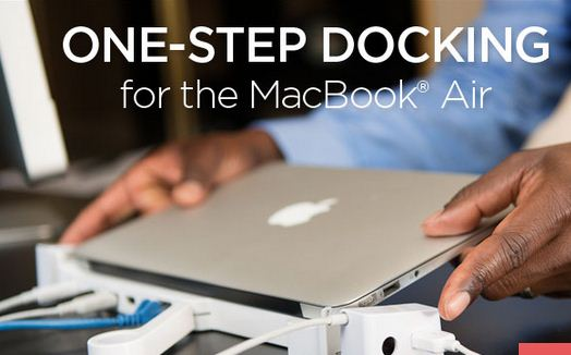 LandingZone Docking Stations - MacBook Air - One Step Docking TWL