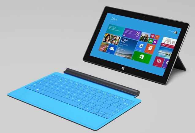 Microsoft Surface 2 / Surface Pro 2 Charge Cover