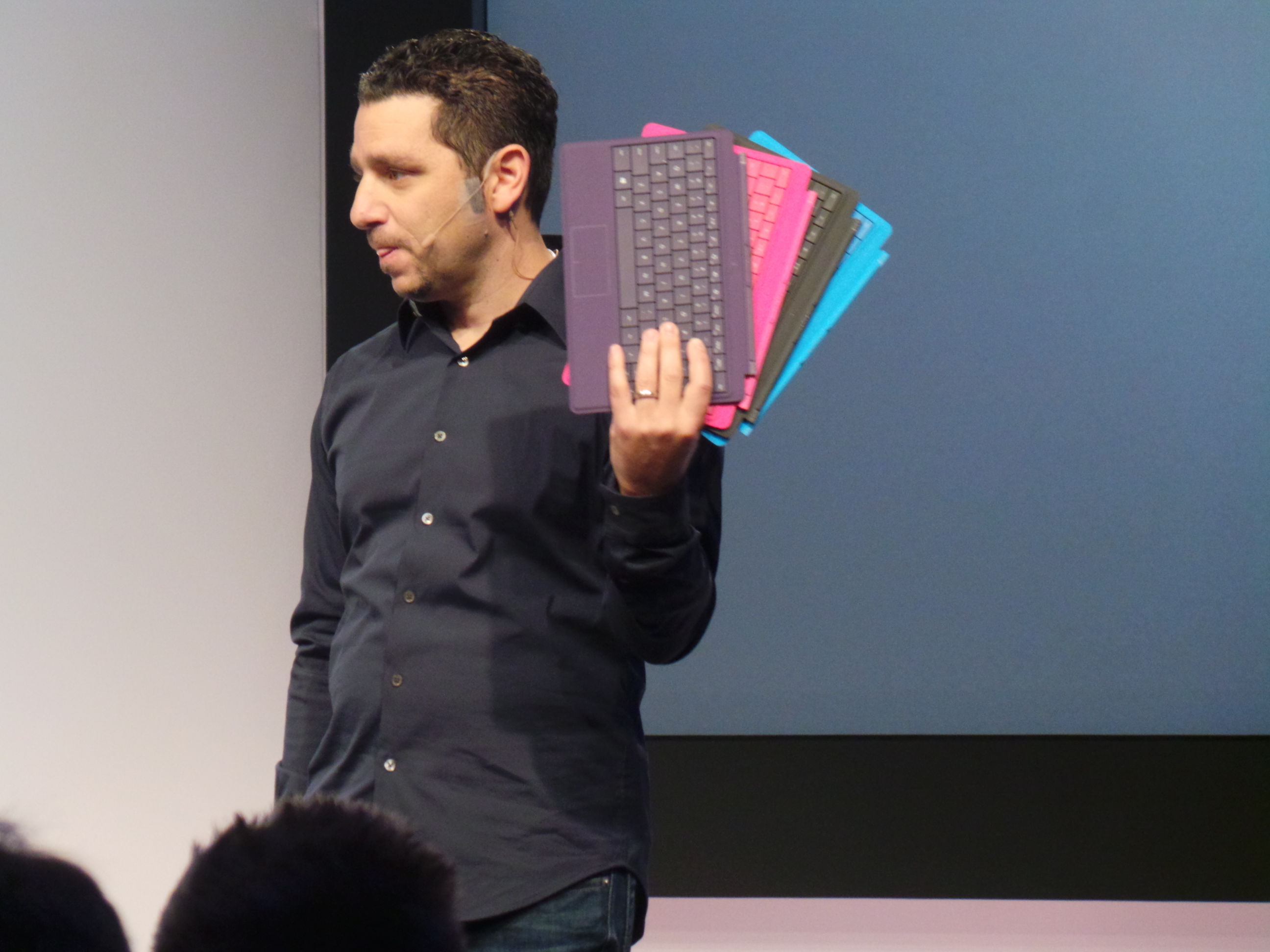 Microsoft Surface 2 and Surface Pro 2 Type Covers (Keyboards)