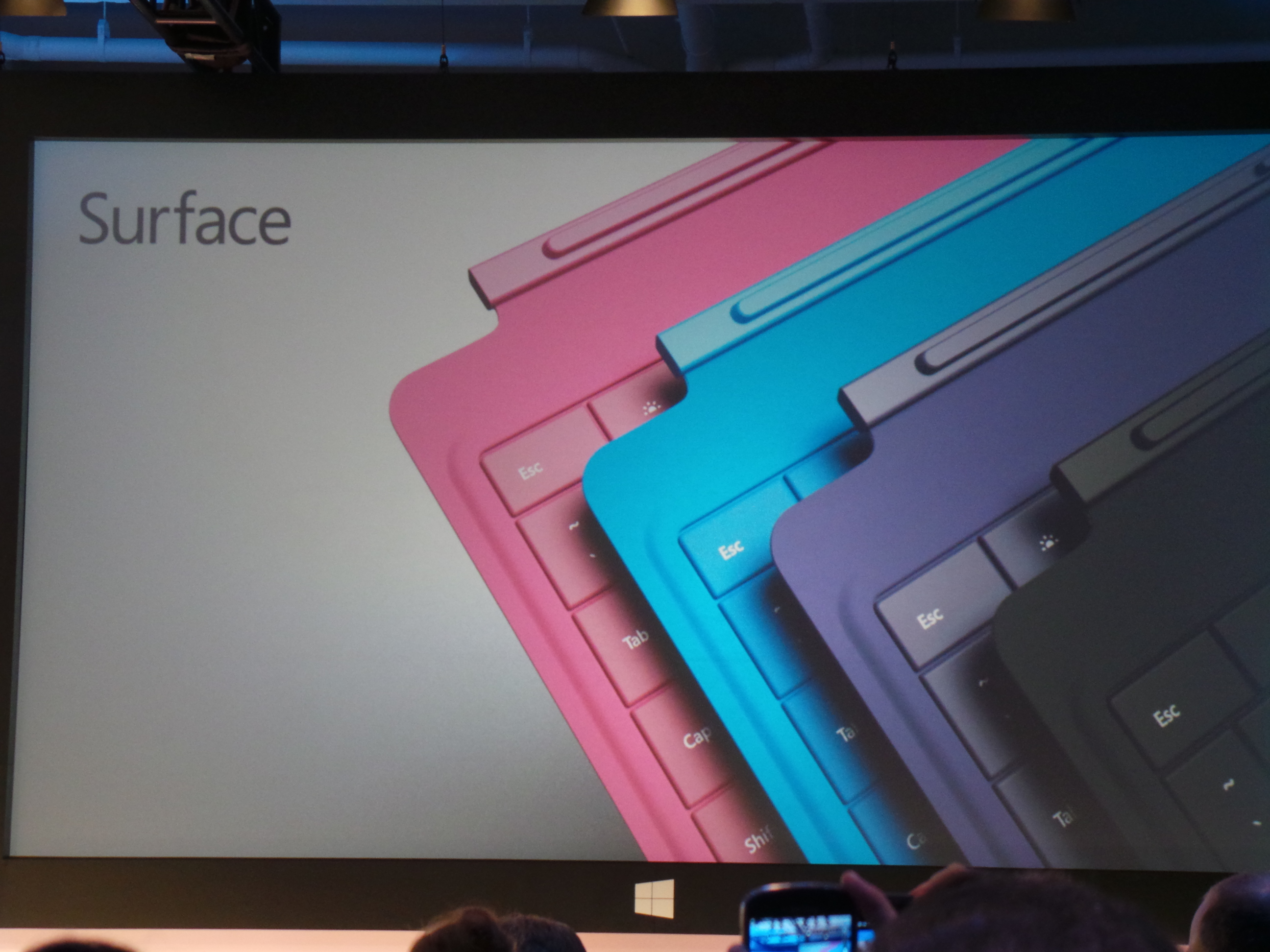 Microsoft Surface 2 and Surface Pro 2 Type Covers (Keyboards) 1