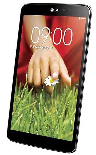 LG G Pad 8.3 Tablet - 2013 - Analie Cruz