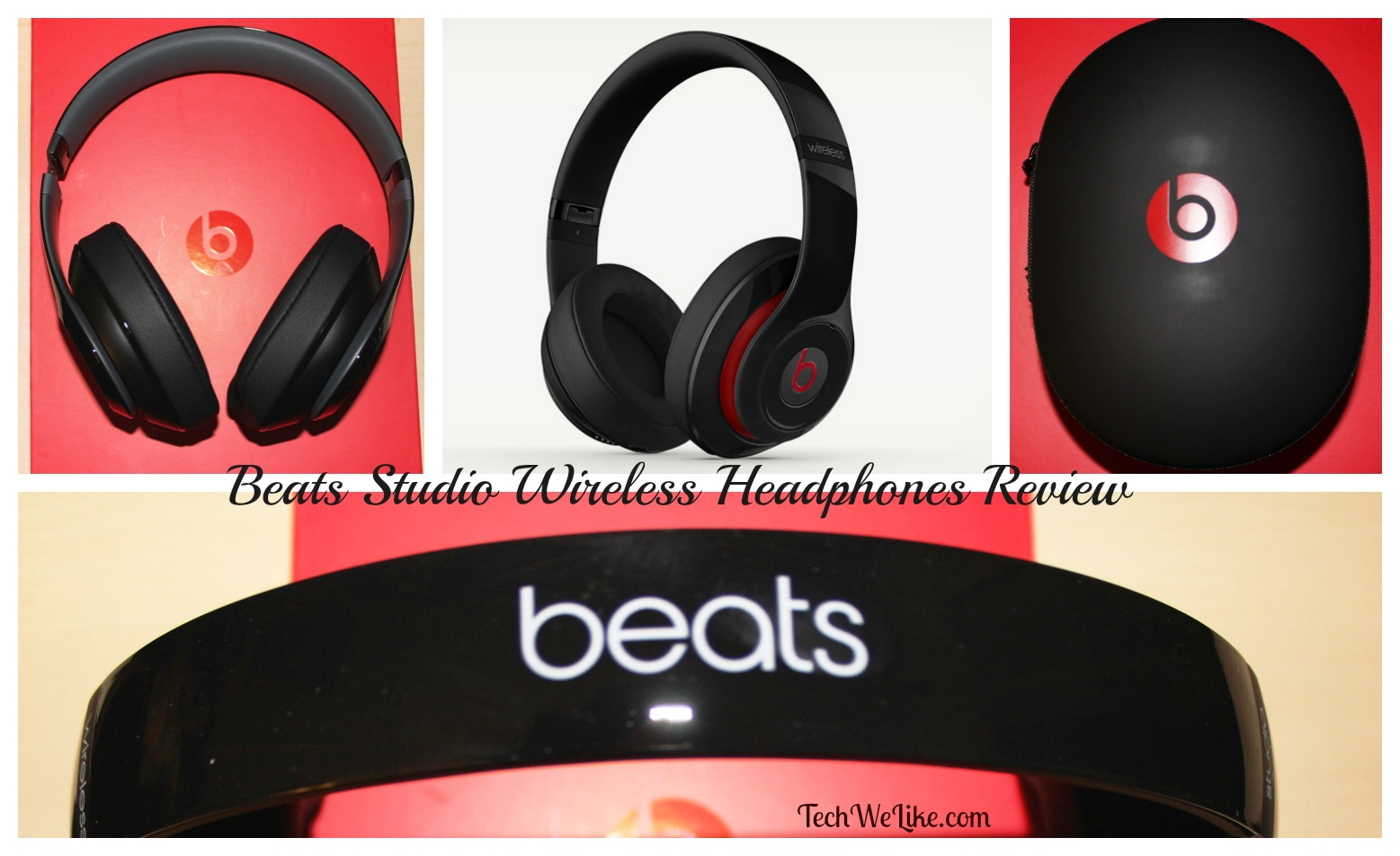 Beats Studio Wireless Headphones Review - Beats by Dre - Tech We Like - Cruz
