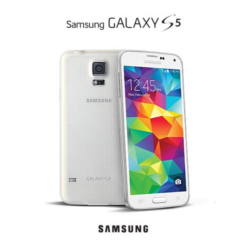 Samsung Galaxy S 5 - Galaxy S5 Smartphone - White - Tech We Like