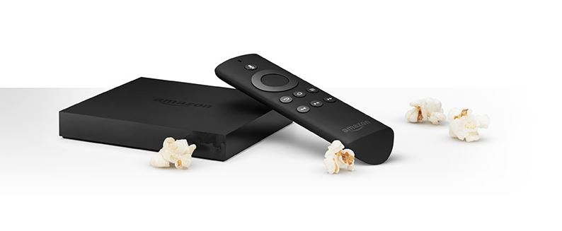 Amazon Fire TV Box and Remote - Tech We Like - Cruz
