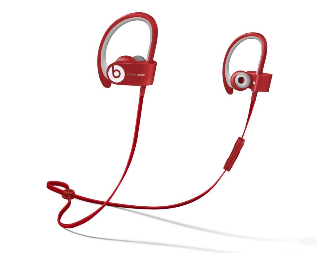 Beats Electronics - powerbeats2 -Wireless- Headphones red-full