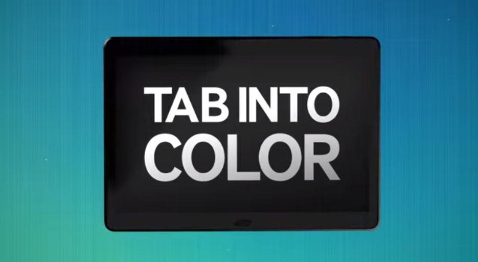 Samsung Galaxy Premiere 2014 - #TheNextGalaxy - Galaxy Tab S - Tab Into Color