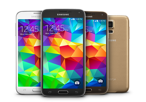 Samsung Galaxy S5 - Multiple