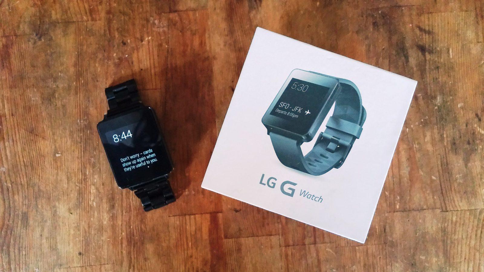 LG G Watch Review (Smartwatch) Google Android Wear - Cruz (7)
