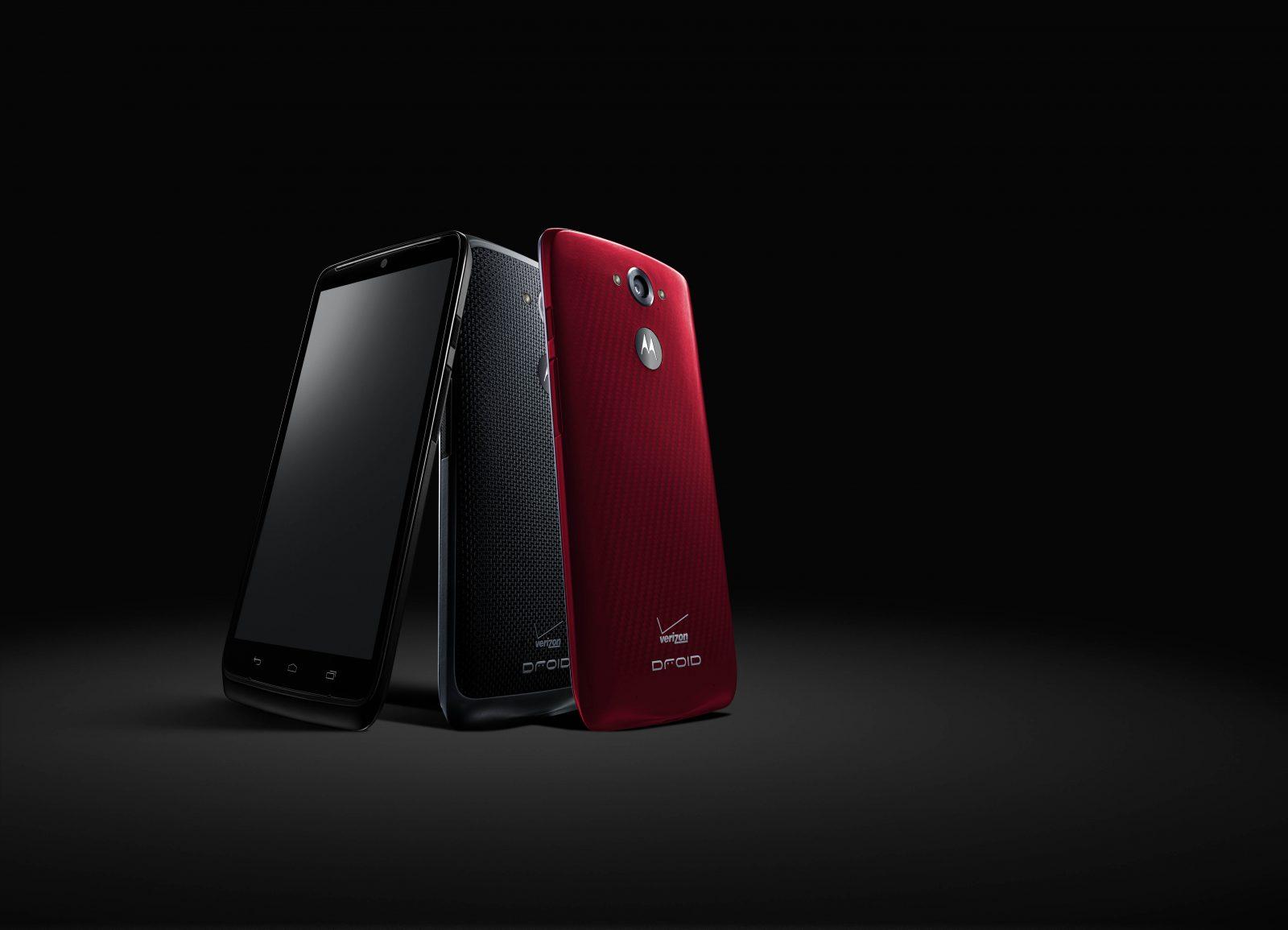 Motorola DROID Turbo - Verizon Wireless - 3 colors
