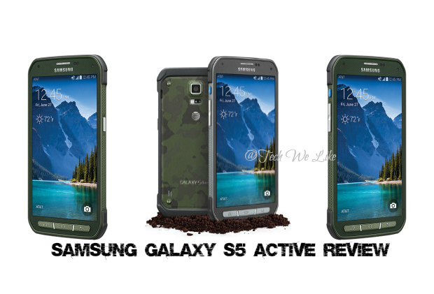 Samsung Galaxy S5 Active Review - Analie Cruz