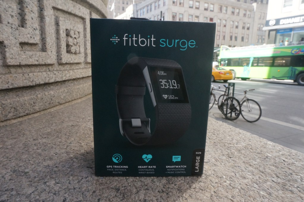 Fitbit Surge Review - Activity Tracker - Analie Cruz  (3)