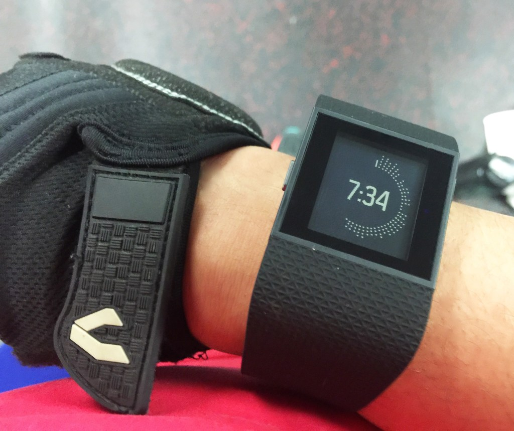 Fitbit Surge Review - Analie Cruz  (1)