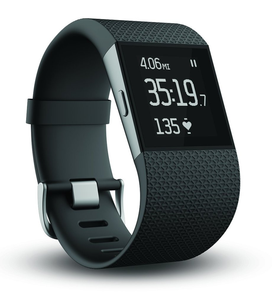Fitbit Surge Review - Analie Cruz  - Stock