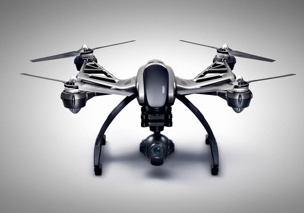 Yuneec Typhoon Q500 4K Drone -  Front- Analie Cruz (3)