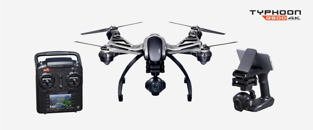 Yuneec Typhoon Q500 4K Drone -  complete system - Analie Cruz (1)