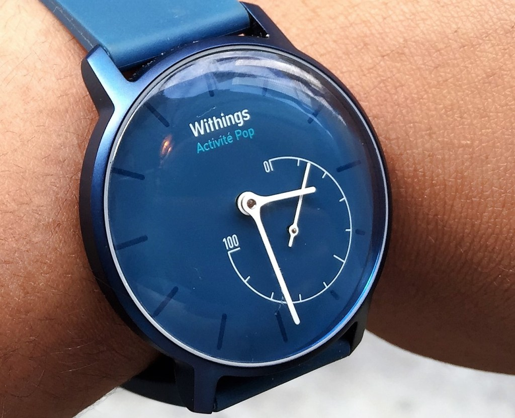Withings Activité Pop  Review Activity tracker -Watch - Hands On - Analie Cruz (2)