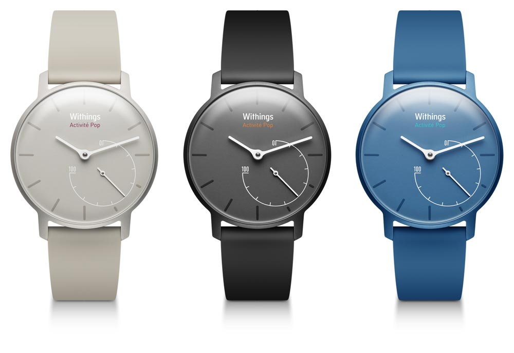 Withings Activité Pop  Review activity tracker - Stock - Analie Cruz