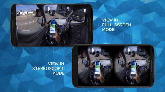 att - it can wait vr driving simulation app 1- cruz