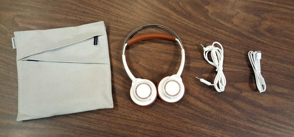 Plantronics BackBeat SENSE headphones Review - What's In Box - Analie Cruz