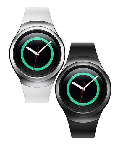 Samsung Gear S2 Smartwatch - Analie Cruz - IFA 2015