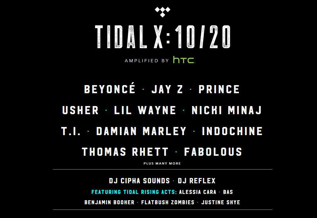 TIDAL-1020 Concertt - Analie Cruz