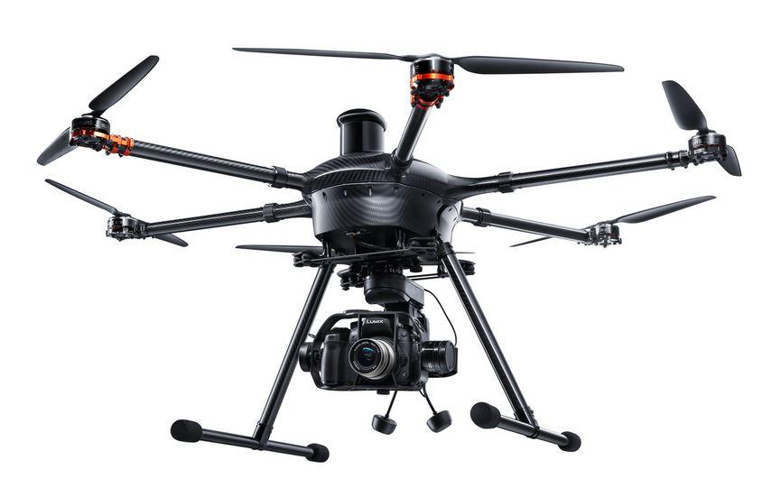 Tornad H920 Dynamic - Yuneec Drone - Analie Cruz