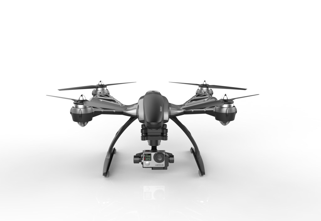Yuneec Typhoon Q500 4K +GB203O+GO PRo Drone - Analie Cruz (1)