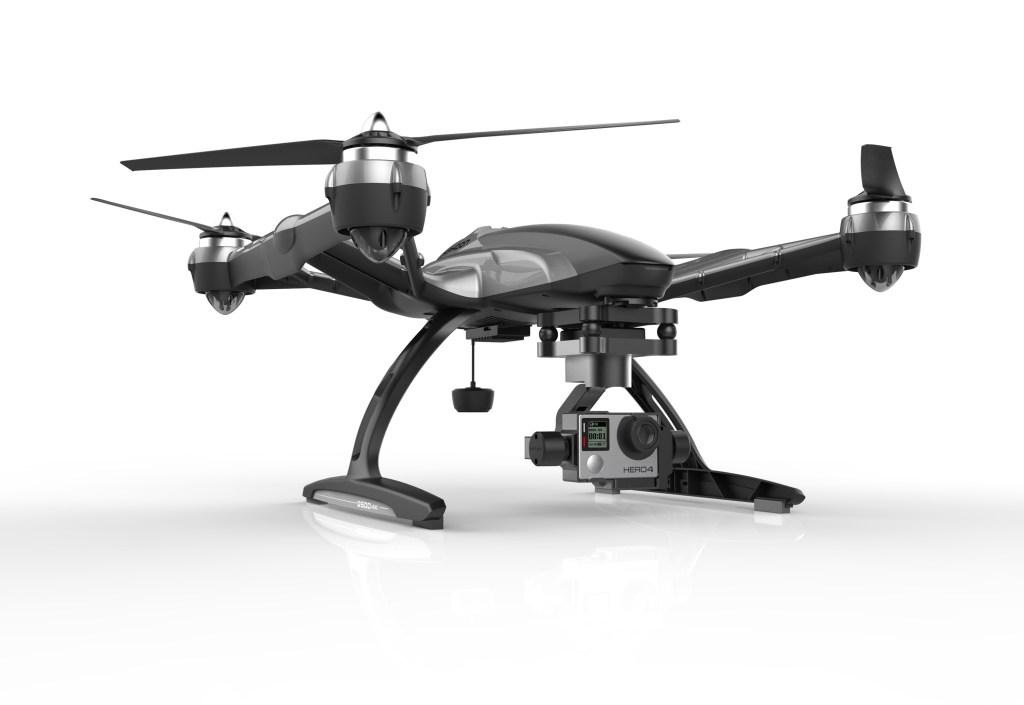 Yuneec Typhoon Q500 4K +GB203O+GO PRo Drone - Analie Cruz (2)