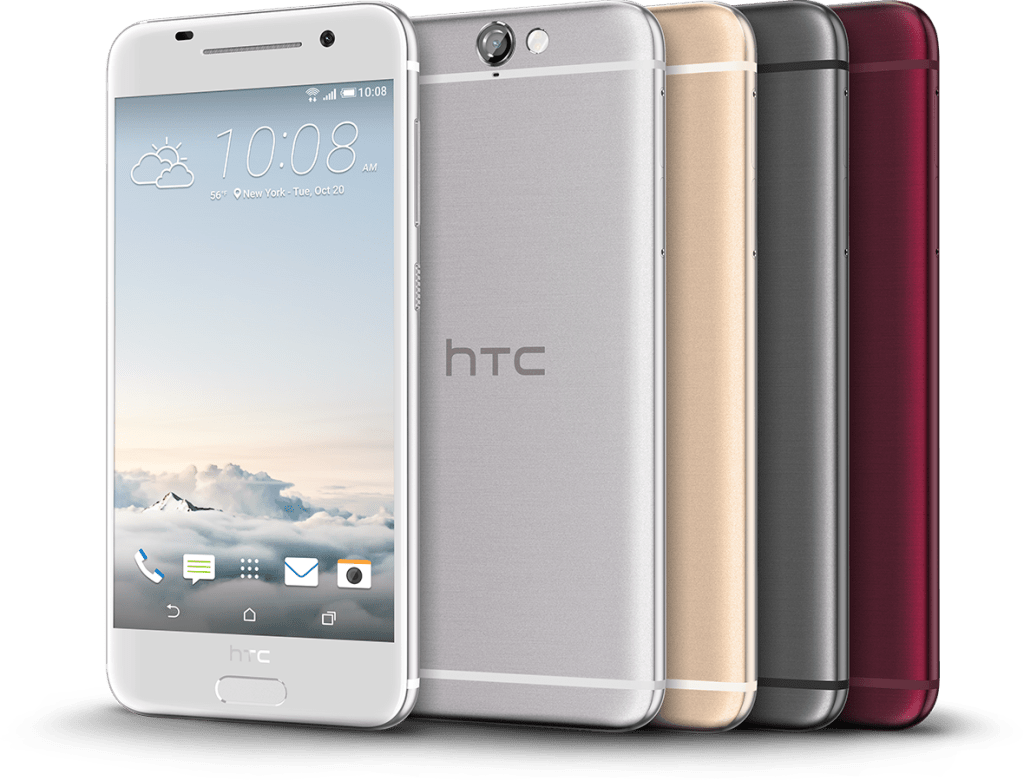HTC One A9 - Five Colors