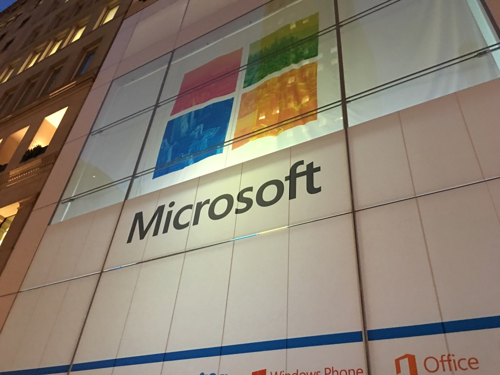 Microsoft Flagship Store New York City - NYC - Analie Cruz (1)