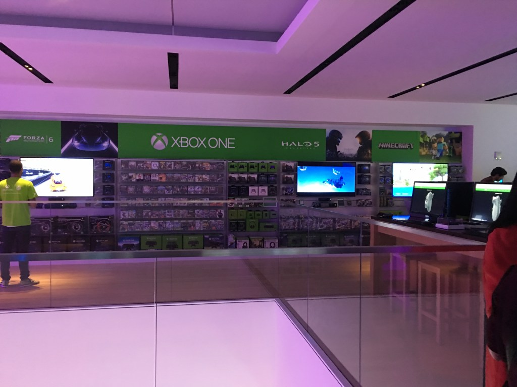 Microsoft Flagship Store New York City - NYC - Analie Cruz (4)