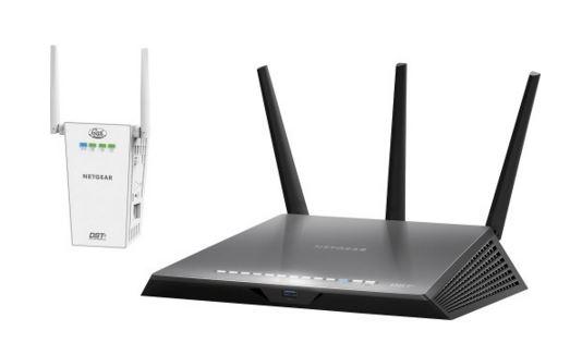 Netgear Nighthawk DST AC1900 Wireless Gigabit Router  - Best Buy connected home -  Analie Cruz  (5)
