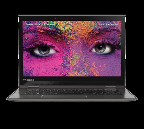 Toshiba Satellite Radius 12 2-in-1 Laptop - Display - Best Buy - Cruz