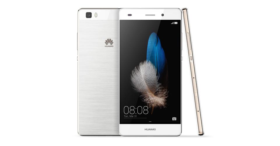 Huawei P8 Lite Review - stock - cruz