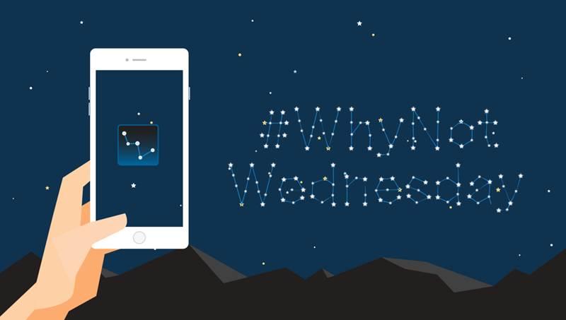 SkyGuide App - Verizon #WhyNotWednesday - Cruz