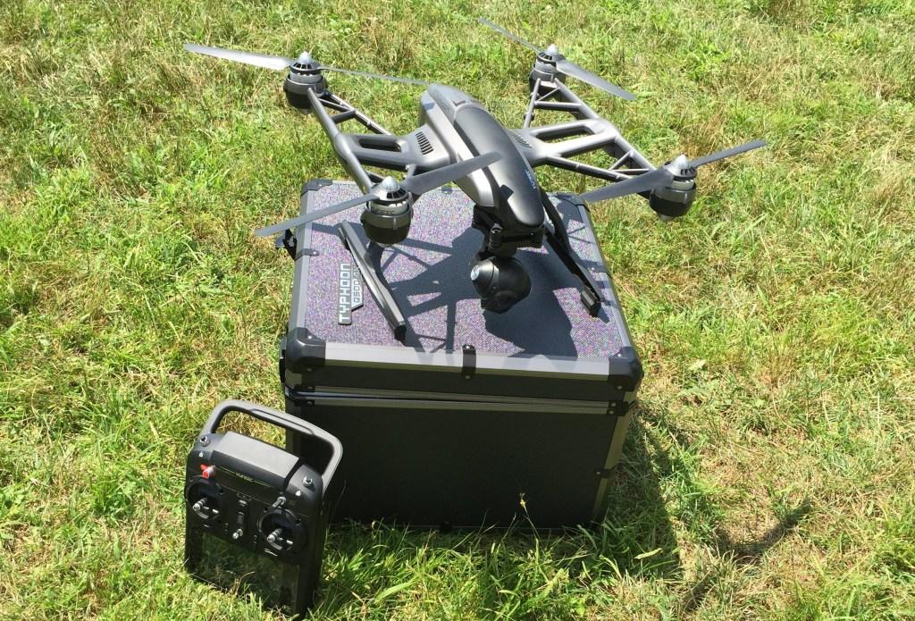 Yuneec Typhoon Q500 4K Drone Review -Packaging - Analie Cruz (5)