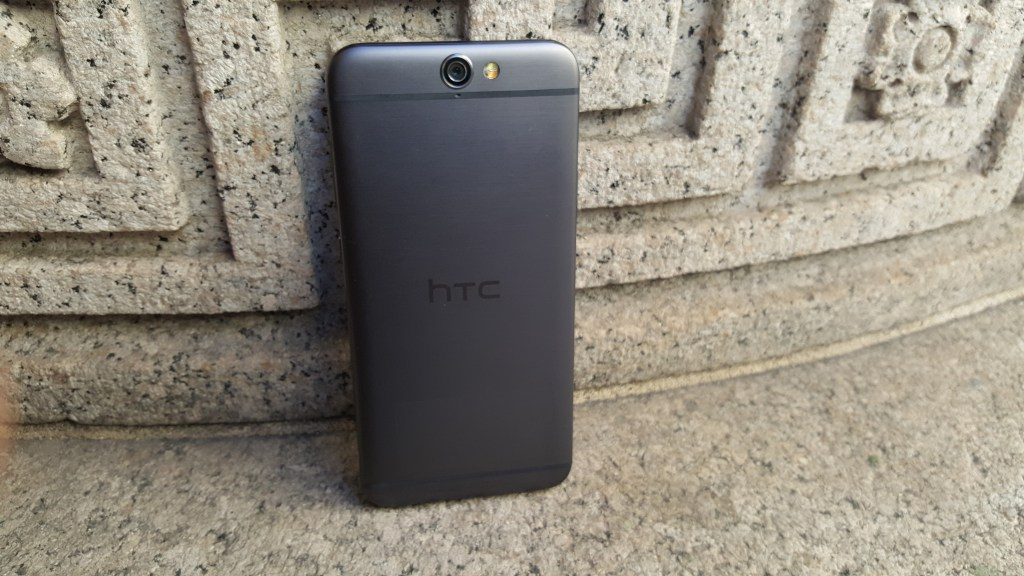 HTC One A9 - Rear - Analie Cruz