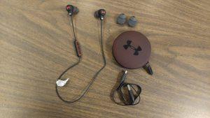 UA Wireless Headphones JBL Under Armour headphones Review - Package Contents - Analie Cruz