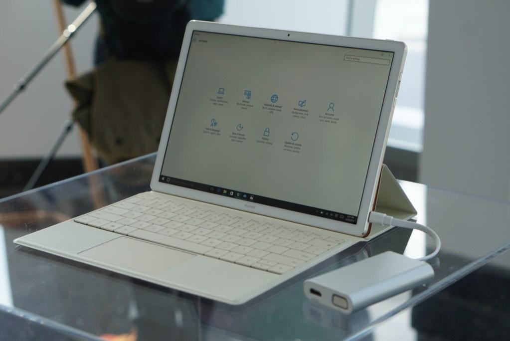 Huawei MateBook 2-In-1 Windows 10 Tablet - Analie cruz (3)