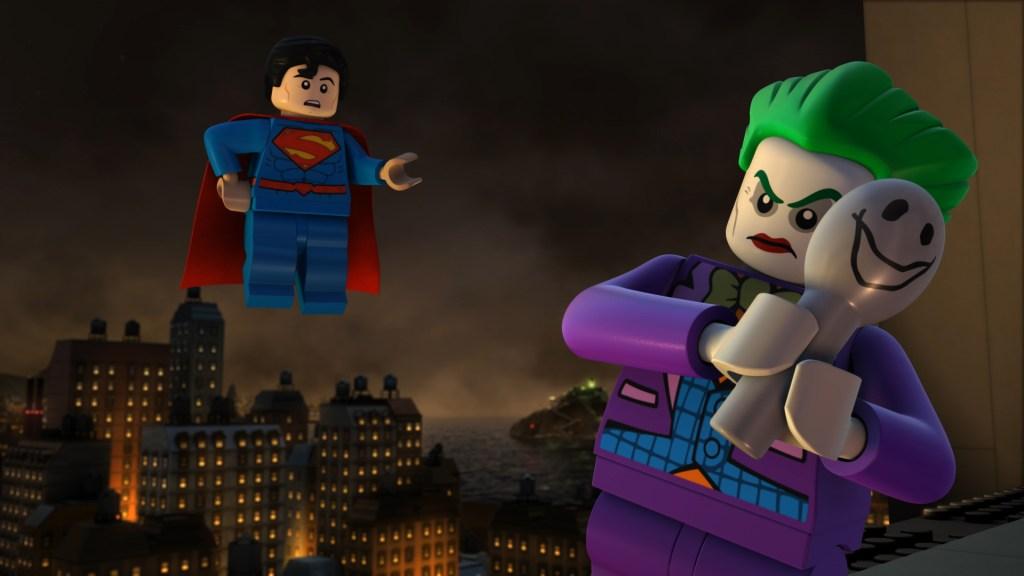 Super Man and The Joker Lego