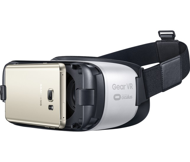 Samsung Gear VR - Samsung Galaxy S7 - Best Buy - cruz