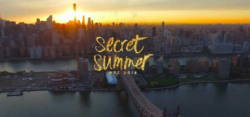 Secret Summer NYC Skyline analie cruz