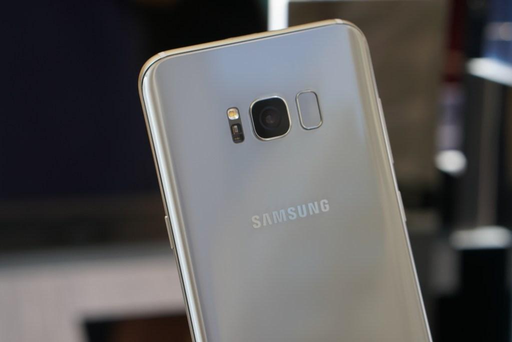 Samsung Galaxy S8 - Camera