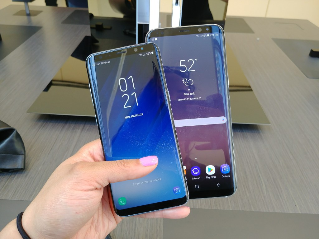 Samsung Galaxy S8 and Galaxy S8+ Launch -
