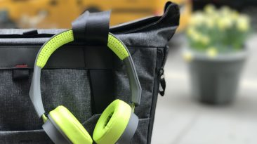 Plantronics BackBeat 500 Headphones Review