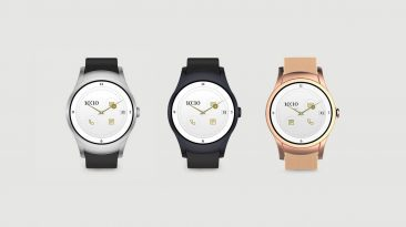Verizon Wear24 steel smartwatch